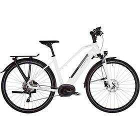 """Kalkhoff Endeavour Advance B10 - Vélo de trekking électrique - Trapez 28"""" 500Wh blanc"""